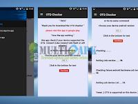 Aplikasi Untuk Mengecek Support USB OTG For Android