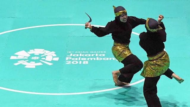 Pencak Silat Ganda Putri Juga Raih Emas untuk Indonesia