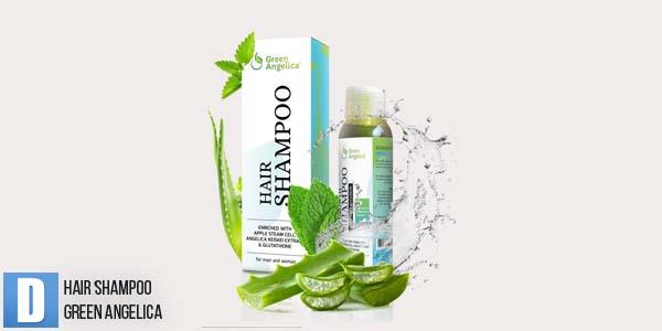 Shampo Untuk Rambut Rontok, Mengatasi Rambut Rontok Parah, Shampo Menurut Dokter, Green Angelica, Shampo Paling Bagus, Mengatasi Rambut Berketombe