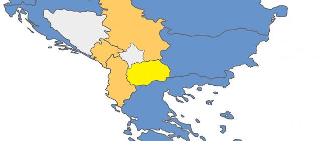 Σεισμικές αλλαγές σε Βαλκάνια εντός 30 ημερών