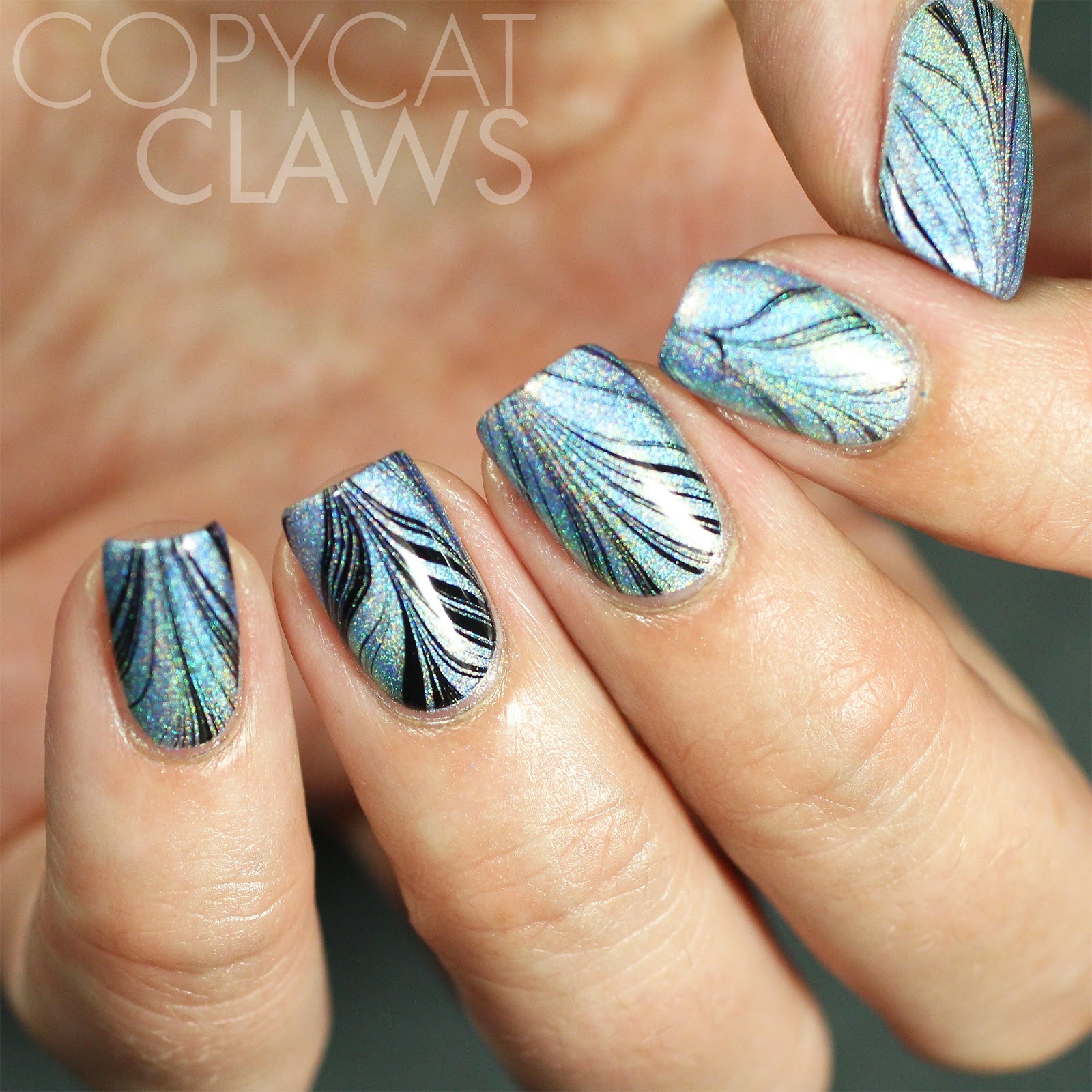 Copycat Claws: Sharing The Love For @ane_li