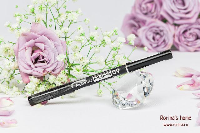 PUPA Карандаш для век с аппликатором Multiplay Eye Pencil: отзывы