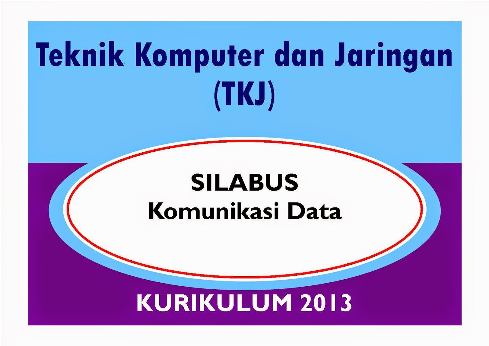 Silabus Komunikasi Data TKJ