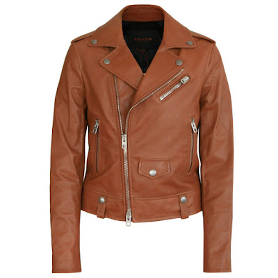 coach 1941 leather biker jacket
