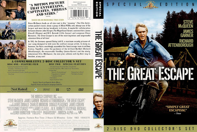 The Great Scape DVD Cover