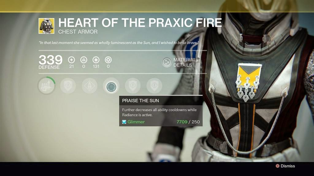 The best exotic armor for warlock in destiny ps4 games