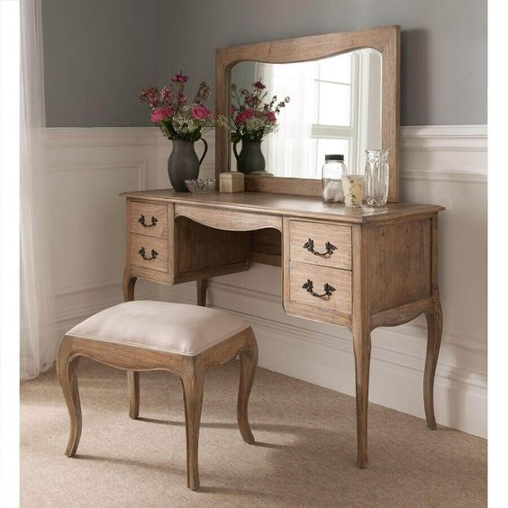30 Exclusive dressing table design ideas for modern ...