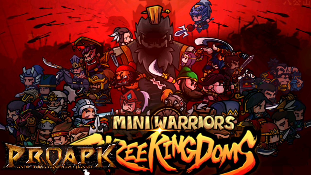 Mini Warriors™ Three Kingdoms