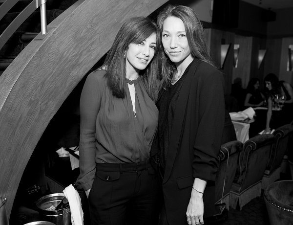 Charlotte Casiraghi attended a special New Year's celebration dinner at the L'avenue Restaurant in Paris