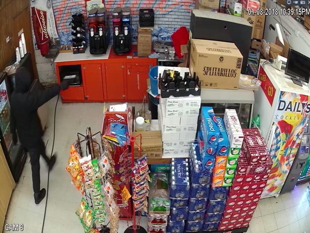 Jackson Jambalaya Convenience Store Crime Spree