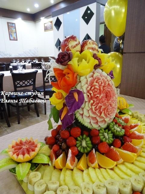 фруктовые композиции на заказ в южно-сахалинске