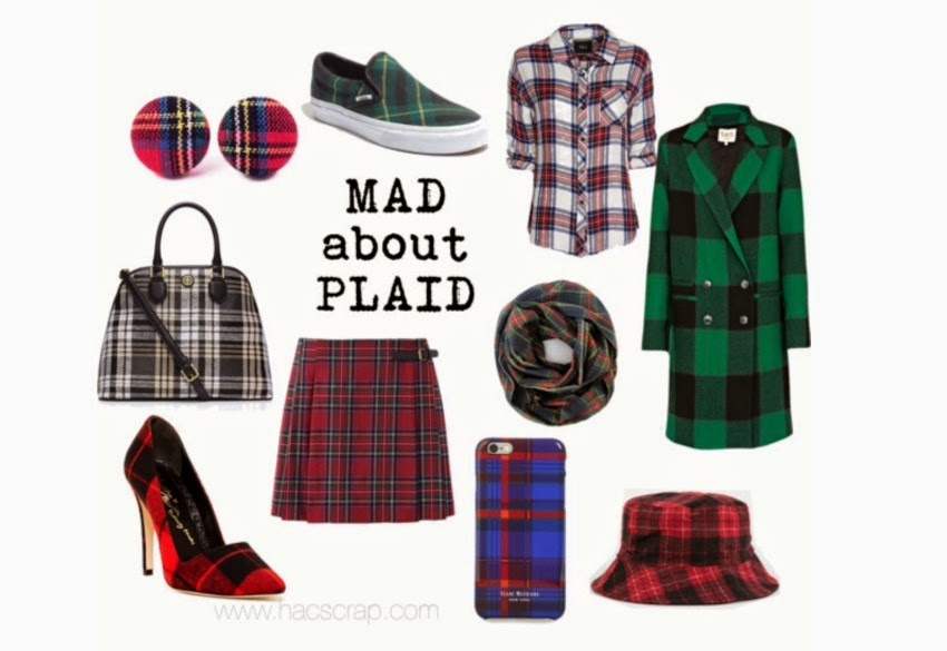 Styling Outfits with Plaid Pieces - MidLife Mom Fashion Tips