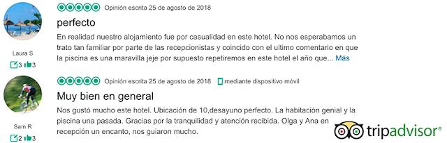 comentarios opiniones tripadvisor hotel angliru cangas de onis