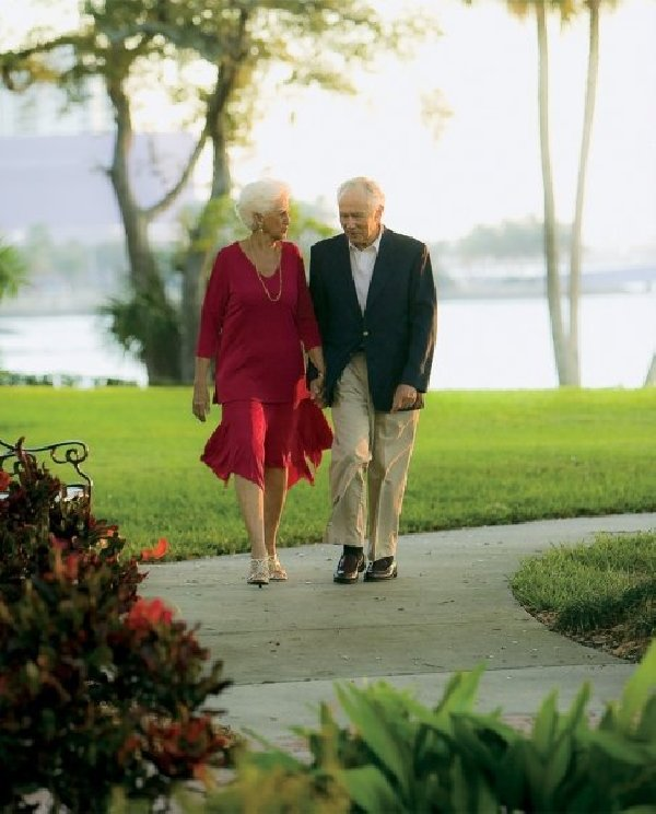 Independent retirement living. The key concern, whether married, single, child-free or otherwise, is to grow old actively and gracefully.
