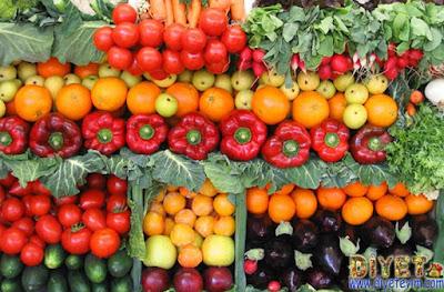 renk renk meyveler ve sebzelerin faydaları