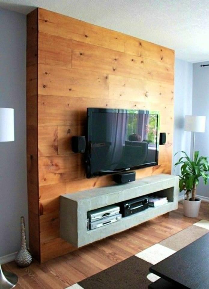 Best 25 Tv Wall Design Ideas On Pinterest: 25 Best Modern TV Unit Design For Living Room