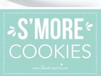 S'mores Cookies Recipe