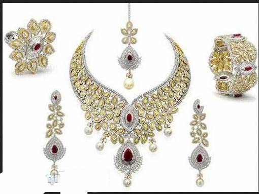 Young Indian Ladies Jewelry Gold Design Nazje Blog