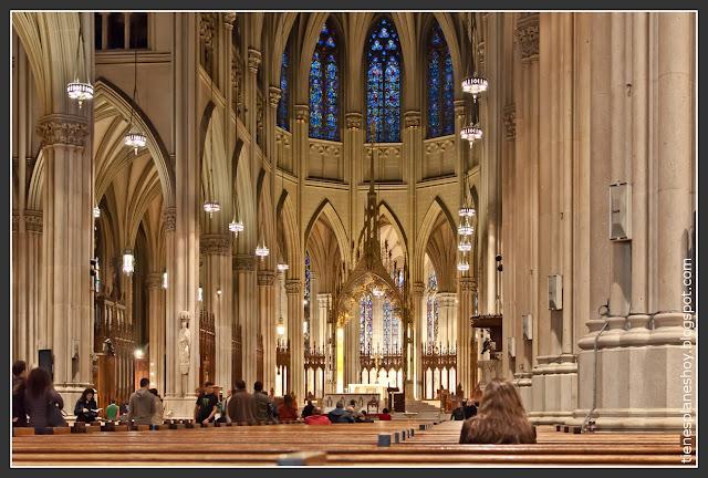 Catedral St Parick Nueva York