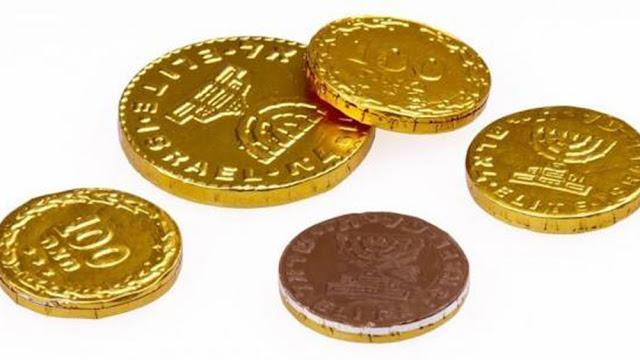 Cokelat Koin