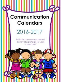 https://www.teacherspayteachers.com/Product/Communication-Calendars-2016-2017-1832010