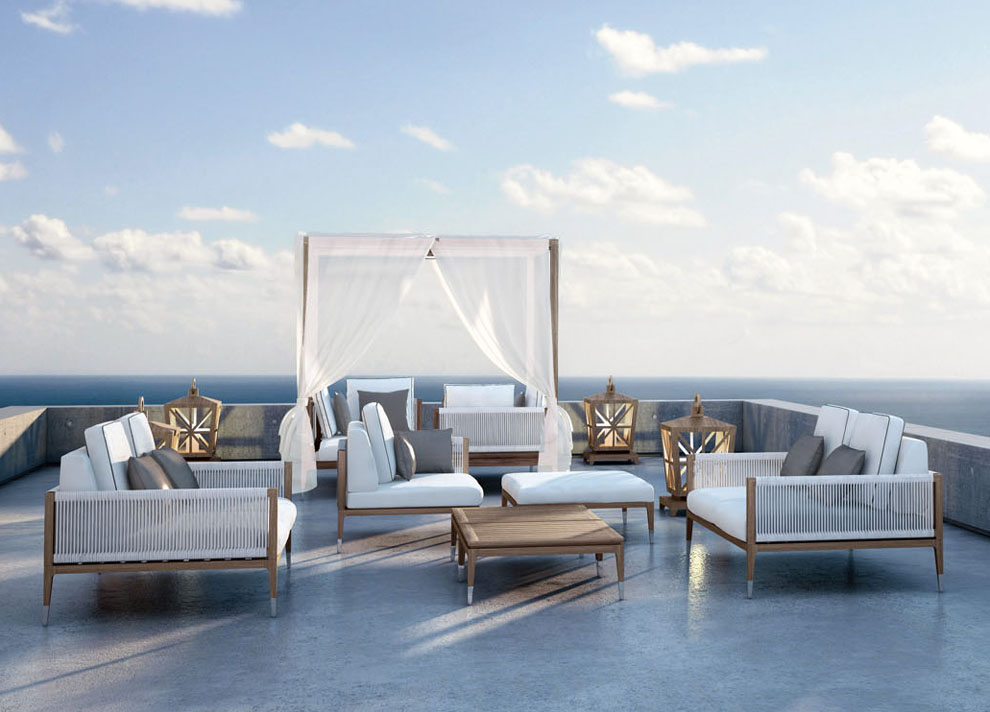 Ciao Newport Beach A Touch Of Amalfi For Your Own Backyard