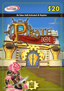 Pirate101 Aquila Bundle/Giftcard
