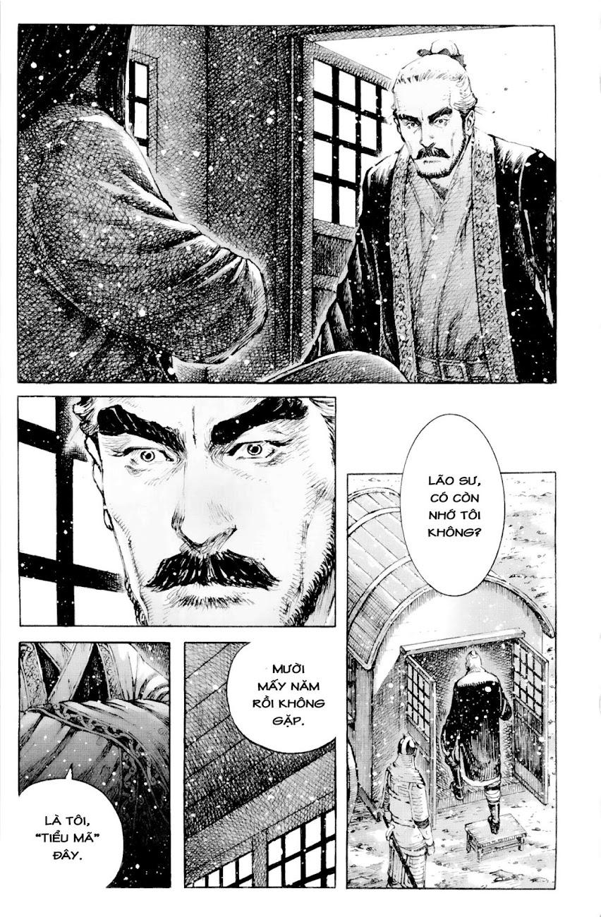 Hỏa phụng liêu nguyên Chương 407: Thức đồ tiểu mã [Remake] trang 18