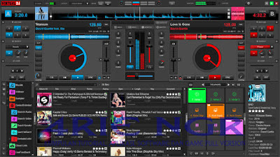 Virtual DJ Pro 8.2.3798 Full Version Plus Plugins