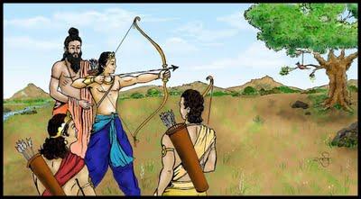 relationship between dronacharya and arjun mehta