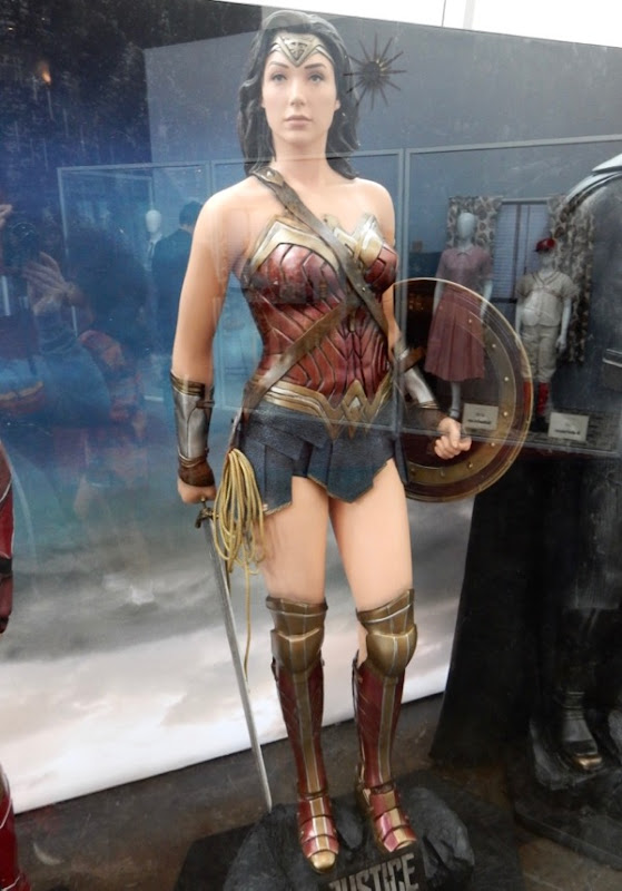 Wonder Woman Justice League costume