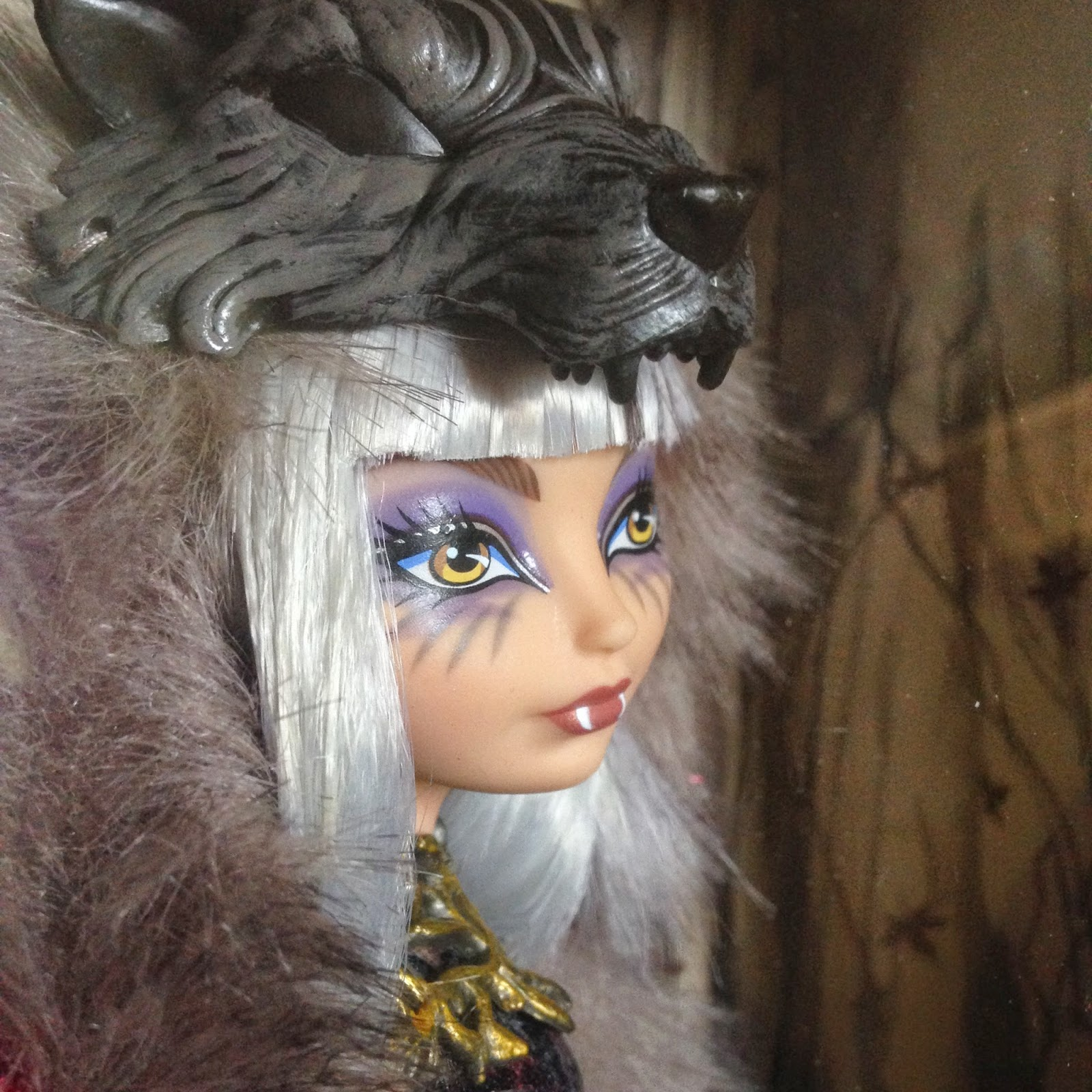 She's So Cerise: Cerise Wolf - SDCC Exclusive - July 2014