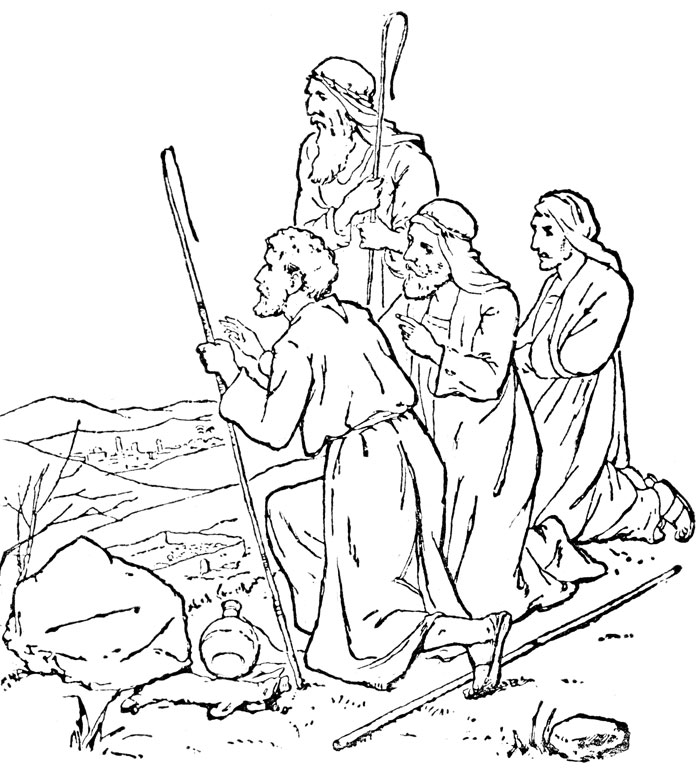 colouring,mazes,dot-dotpages2enjoy: Some Bible colouring