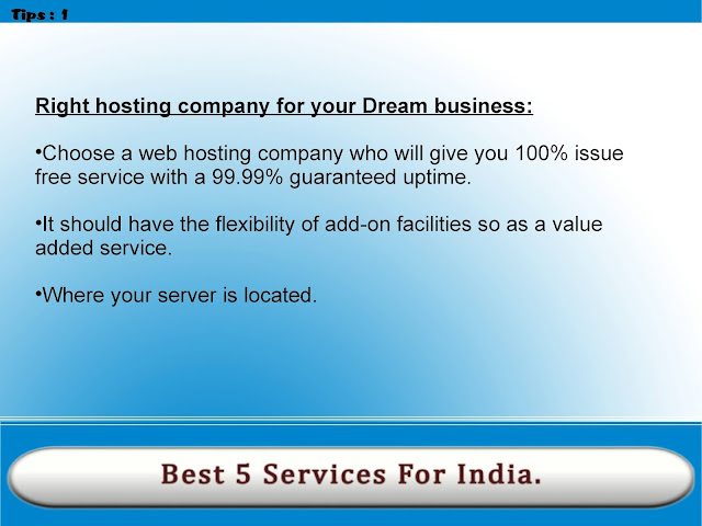 web hosting fact 1