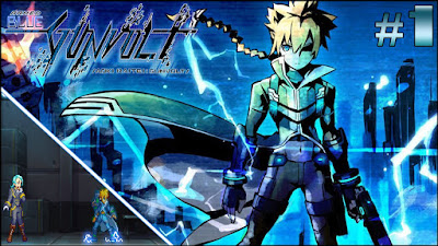 Armed Blue: Gunvolt