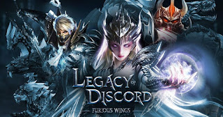 Legacy of Discord (Warisan) v2.1.1 Apk Mod God Mode, No Skill Cooldown