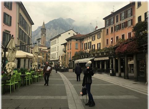 Lecco i Varenna, część 1