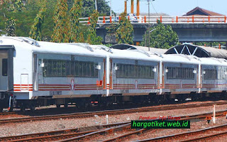 Kereta Api Wijayakusuma Cilacap Banyuwangi