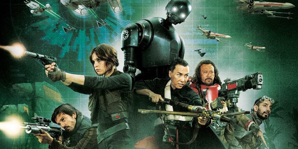 Critique Avis mes trois dernières sorties cinéma Rogue One