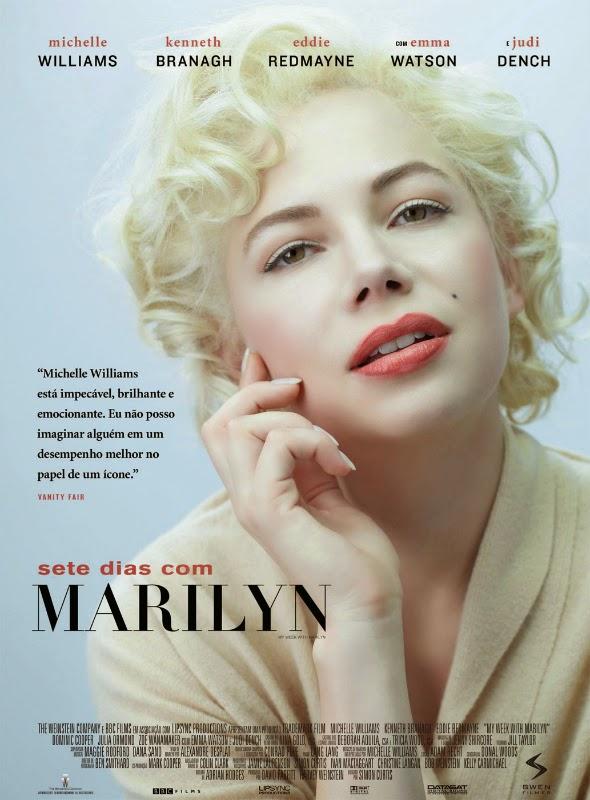 Sete Dias com Marilyn Dublado