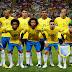 Esporte| Brasil fecha o ano na 3ª posição do ranking da Fifa; veja o top 10