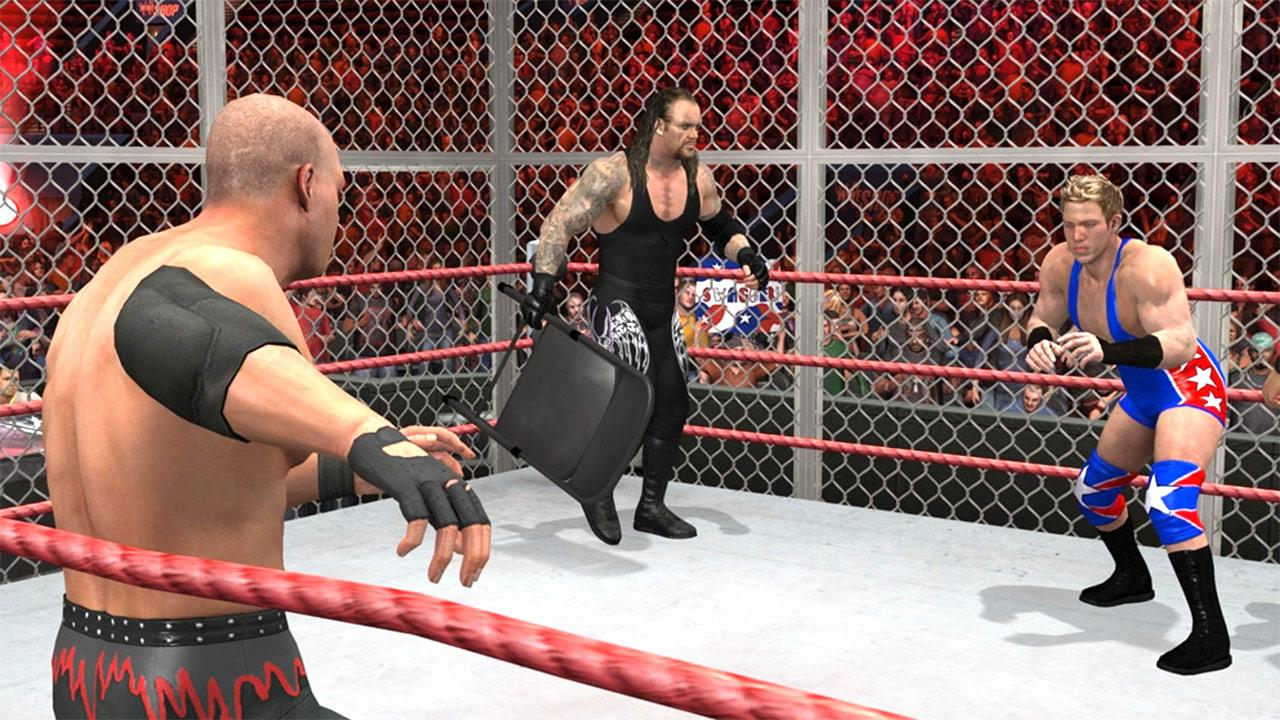 Download wwe smackdown vs raw 2011 game for pc | back gaming.