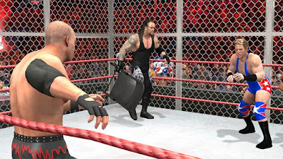 WWE Smackdown VS Raw 2007 Game Free Download