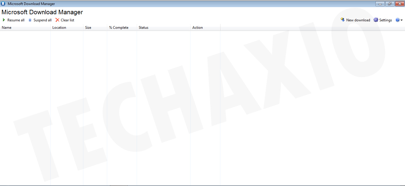 Top 19 Best Free Download Managers Techaxio
