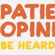How to get patient opinions: Ask.