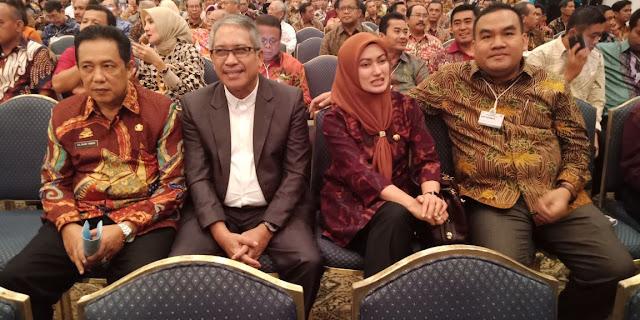 Plt Bupati Bersama Kadis Ketahanan Pangan Sinjai, Hadiri Acara JFSS Ke 4 di Jakarta