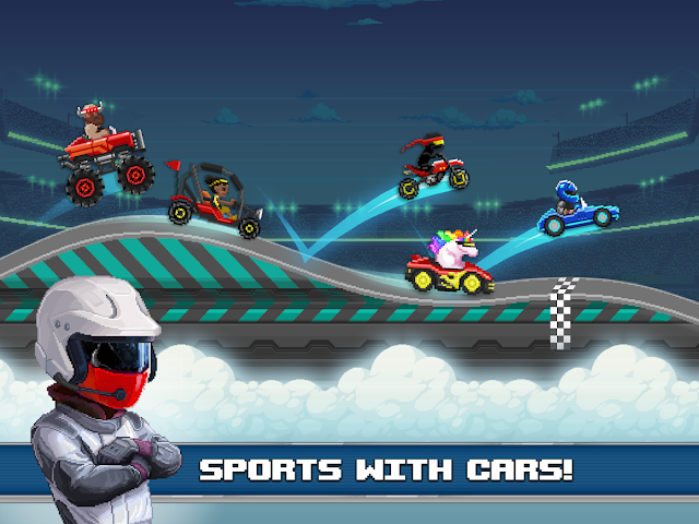 Drive Ahead! Sports