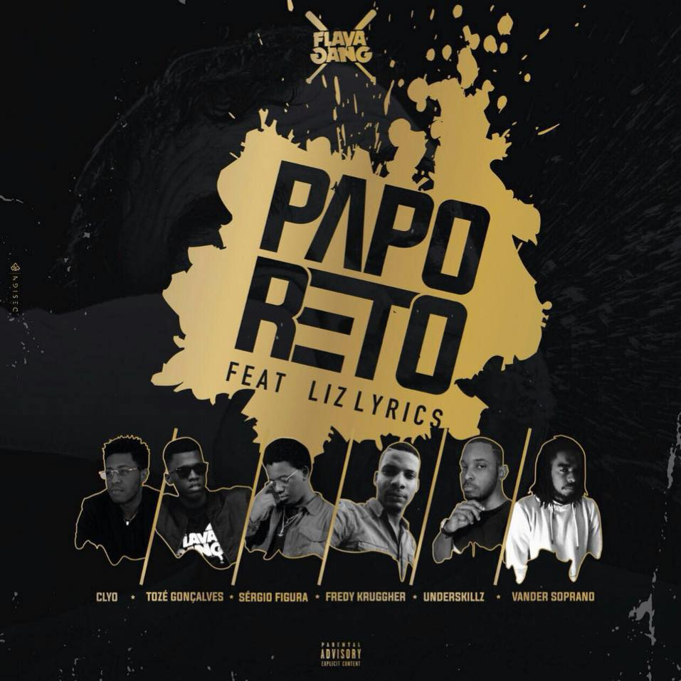 Flava Gang - Papo Recto Feat. Liz Lyrics // Download