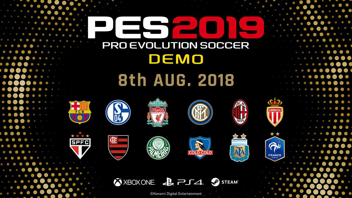 PES-2019-Demo