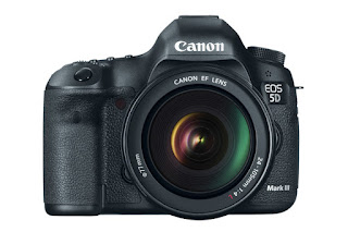 Canon EOS 5D Mark III Firmware Download